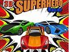 Mögen Sie Comic-Bücher! Bitte geben Sie eine 3D-Rennen und sammeln Sie so vie