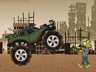 Apocalypse Truck ist ein lustiges Fahrspiel, in dem Sie einen Truck in einer We