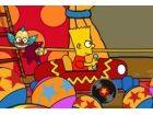 bart geht in den Zirkus, gibt er eine Chance, in einem Auto zu fahren Krusty er