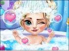 Baby-Elsa ist eine verwöhnte kleine Prinzessin mit großen Träumen und Magie