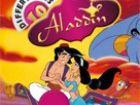 Jetzt sind die 10 Unterschiede kommt mit \'Aladdin\'. Finde die Unterschiede zw