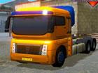 Dieses 18 Wheeler Cargo Simulator 2 Spiel bietet Ihnen viele sorgfältig au