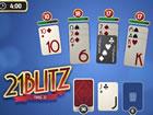 21 Blitz ist ein strategisches Kartenspiel, das einige der Regeln von Black Jac