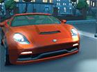 3D Night City: 2 Player Racing ist ein fantastisches Rennspiel mit 3D-Grafik. F