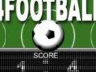 4Football - 2 Teams von 2 Spielern - Fußball. Du kannst eine Ihrer zwei Spiele