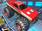 4x4 Offroad Monster Truck ist ein weiteres Online-Spiel, in dem Sie einen gro&s