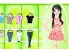 Können Sie ihr helfen zu wählen, was sie heute anziehen??