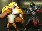 Wählen Sie in diesem coolen Kampfspiel ...