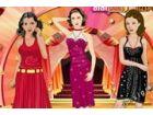 Die alten Stars, Joan Fontaine, Ingrid Bergman und Vivien Leigh Kleid! Klicken