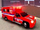 Ambulanzfahrer ist ein 3D-Spiel, in dem Sie einen Krankenwagen steuern. Ihre Au