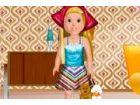 Treffen Sie Julie Albright, einer der amerikanischen Mädchen Puppen, der 1970e