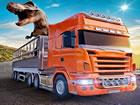 Schließe herausfordernde Tiertransportmissionen ab, es ist kein Kranf&uum