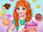 Annie liebt Kuchen und Süßes und hat beschlossen, den süß