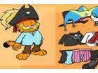 Dress up Ihre Lieblingskatze Garfield zu helfen!
