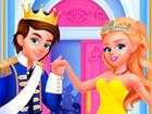 Bei Aschenputtel & Prinz Hochzeit legen Aschenputtelund Prinz Charmin
