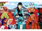 asiatische Mädchen - asiatische Mädchen Spiele - Kostenlose asiatische Mädch