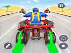 Starten Sie die Quad Bike Spiele Engine für die verrücktesten Fahrrad