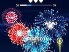 Auffälliges Feuerwerk ist eines der aufregendsten neuen Arcade-Geschicklic