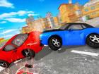 Zeigen Sie Ihre treibenden Fähigkeiten im Autofahren, um Stuntautos in ext