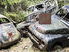 Autofriedhof Flucht ist ein...