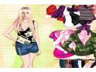 Avril Lavigne Kleider - Avril Lavigne Kleider S...