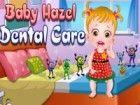 Es ist Zeit für Baby Hazel für eine zahnärztliche Kontrolle und erfahren Sie