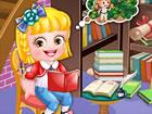 Wusstest du, dass Baby Hazel ein Geschichtenerzähler geworden ist? Sie fre