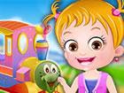 Opa hat einen Ausflug zur Karnevalsmesse für Baby Hazel und Matt arrangier