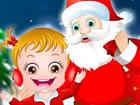 Die Weihnachtszeit ist wieder da! Baby Hazel und seine Freunde warten gespannt
