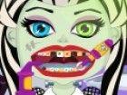 Die Baby-Monster ist ein Spaß Zeit beim Zahnar...
