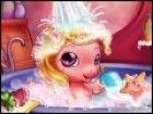 Am Ende des Regenbogens ist eine sehr nette und spielerische kleine Pony bereit
