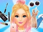 Spielen Sie dieses erstaunliche Spiel namens Barbie Get Ready With Me und lerne