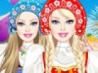 Barbie gerade zurück von einer erstaunlichen Einkaufsbummel und sehen Sie sich