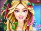 Barbie liebt Weihnachten, für schöne Mädchen ist dies der perfekte Moment, u