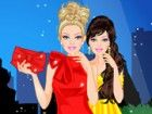 Haben Sie schon einmal gesehen oder Barbie auf dem Roten Teppich, Mädchen vors
