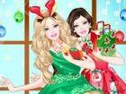 Es gibt wunderschöne Prinzessin Kleider in Barbies Kleiderschrank sowie chic v