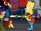 Ein Virus hatte jeder in Bart Simpson Heimatstadt in Zombie verwandelt. Sie sin