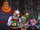 Basket Monsterz ist ein großartiges Basketball-Ballerspiel mit lustigen Comic-