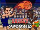 Ultimatives Basketballspiel. Zeigen Sie Ihre Fähigkeiten und kühlen K
