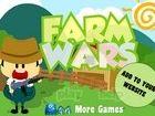 Bauernhof Wars - Maus - Ziel / schießen. 0-9 - Waffen. -myhappygames.com.