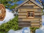 Machen und Ihre eigenen Baumhaus dekorieren.