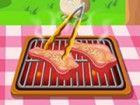 Eine leckere und leichte Grill Gericht für einen Sommertag. Spielen Sie unser