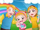 Baby Hazel Newborn Baby ist ein lustiges Spiel über Babypflege. Baby Hazel