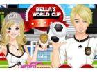 Bella und ihr Ehemann gehen zur WM 2010 in Südafrika. Sie wollen allen zeigen