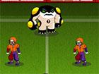 Hilf Ben dabei, Zombozo und seine bösen Clowns mit der Macht von Cannonbol