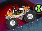 Ben 10 Desert Truck ist ein Abenteuer-Spiel. Sie gewinnen nur, wenn Sie Überra