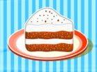 Mom liebt es, Kuchen zu backen! Einer ihrer berühmten Rezept ist ihr Karottenk