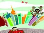 Betty Boop Big City Adventures - Hilfe Betty Boop fangen so viele rote Küsse u