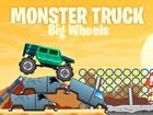 Sag hallo zu den legendären und leistungsstarken Monstertrucks BIG Wheels