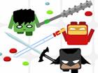 BigHero.io ist das Hack-n-Slash-Spiel, in dem du einen Charakter von oben nach